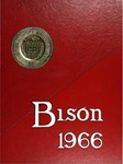The Bison: 1966 by Howard University