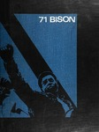 The Bison: 1971 by Howard University