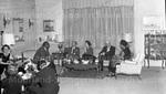 January 1956 Ethiopian Embassy Christmas Celebration 2