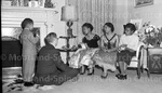 January 1956 Ethiopian Embassy Christmas Celebration 4