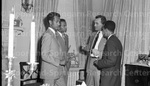 January 1956 Ethiopian Embassy Christmas Celebration 8