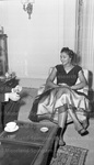 January 1956 Ethiopian Embassy Christmas Celebration 9
