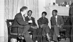 January 1956 Ethiopian Embassy Christmas Celebration 10