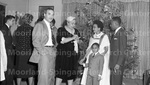 January 1956 Ethiopian Embassy Christmas Celebration 11