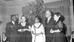 January 1956 Ethiopian Embassy Christmas Celebration 14
