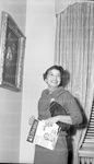 January 1956 Ethiopian Embassy Christmas Celebration 16