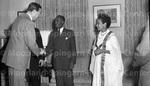 January 1956 Ethiopian Embassy Christmas Celebration 17