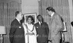 January 1956 Ethiopian Embassy Christmas Celebration 18