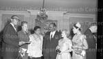January 1956 Ethiopian Embassy Christmas Celebration 20