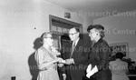 Dr. Susie Elliot returning from Howard University. Feb, 1956 3