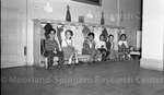 At Howard University Home Economics department with Flemmie Kittrell. December 1958. 5