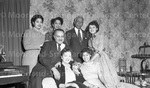 Thurgood Marshall and his family 2