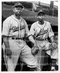 Cleveland Buckeyes 2 unidentified players