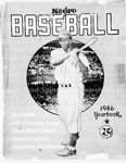 Negro Baseball' Magazine Cover