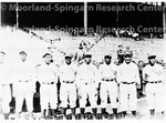 1930 New York Lincoln Giants First black game at Yankee Stadium July 6,1930