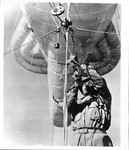 Camp Dyson, Tennessee Barrage Balloon crew in training at this camp