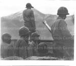 In the Field, the 450th Anti-Aircraft Artillery Battalion in Italy