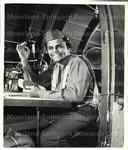 Aviation student Celestino S. Monclova