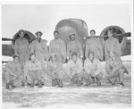Crew of specially selected soldiers at Geiger Field Washington