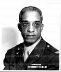 To Colonel Johnson from Colonel Chauncey M. Hooper, former Commanding Officer of the 369th C.A.C.