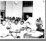 Negro soldiers qualified for college training under the Army Specialized Training Program