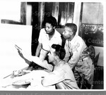 [Training at A & T College, Greensboro, N.C.]