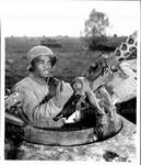 Pvt. L. C. Byrd of Tuscaloosa, Alabama