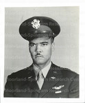 Portrait of Lt. Col. Benjamin O. Davis, Jr. C.O. Negro Flight Squadron