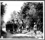 [soldiers returning from mission in Liberia]