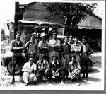 Filipino Officers of the 51st Regiment in Manila, February 1945