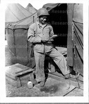 Somewhere in the Pacific_ The mailman rings for Private First Class Hamilton F. Phillips