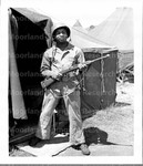 Somewhere in the Pacific_Serving with the famed 2nd Marine Division is Corporal Joseph T. Holmes