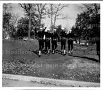 [another shot] Service School for negro shore patrolmen at NTS, Great Lakes, Nov. 1943