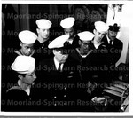 Naval Reservist get in Weekly Submarine Drill, June 23, 1949 (6)