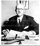 Major Chauncey G. Parker, Assistant Deputy Director, Selective Service Headquarters, Washington, D.C.