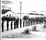 Soldiers of the 1922 Service Command of Fort Huachuca, Arizona