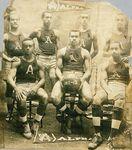 Alpha Basketball Team, 1911 - 12