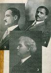 1. Edward C. Williams; 2. Mason A. Hawkins; 3. Dr. Wilson B. Evans