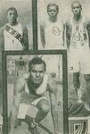 1. George Coverdale 2. J. Clifford 3. Davis