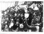 American Negro Troops Returning From Their Gallant Service in France