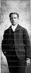 3/4 photograph unidentified man