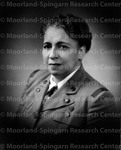Ferebee, Dr. Dorothy B in Girl Scout uniform (bust)