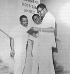 Male Nurses at Freedmen's Hospital