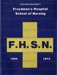 History of the Freedmens Hospital School of Nursing by Howard University