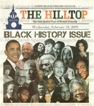 The Hilltop 2-18-2009 The Black History Issue