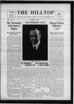 The Hilltop 11-07-1924 by Hilltop Staff