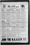 The Hilltop 1-16-1948 by Hilltop Staff