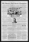 The Hilltop 12-1-1961 by Hilltop Staff
