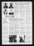 The Hilltop 4-21-1967 by Hilltop Staff