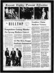 The Hilltop 5-12-1967 by Hilltop Staff